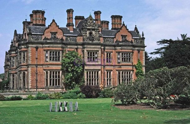 Beaumanor Hall Wedding Venue