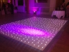 White LED Dancefloor with uplighting