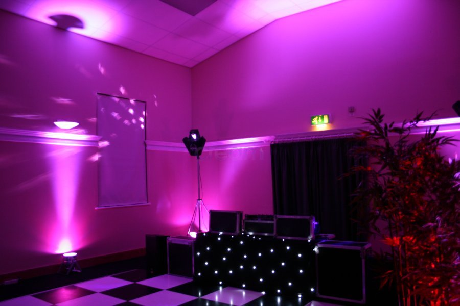 Cream Entertainments Venue Enhancement