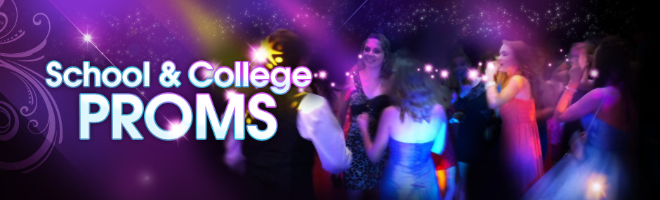 School, College & Uni Proms