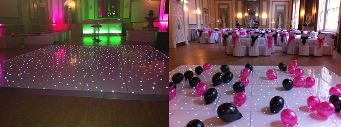 city rooms dancefloor hire led bar led furniture uplighting